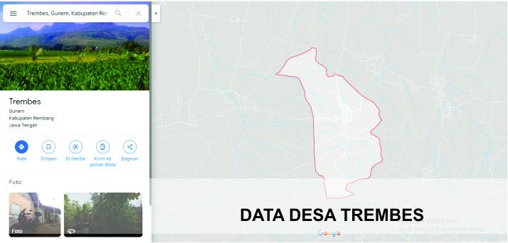 Data Desa