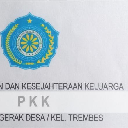 TP PKK DESA TREMBES KECAMATAN GUNEM